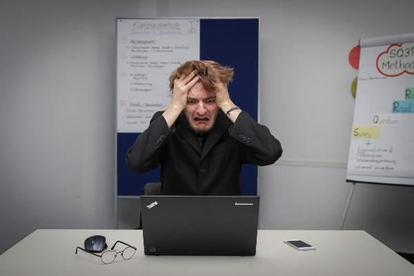 frustrated with ISO 14001