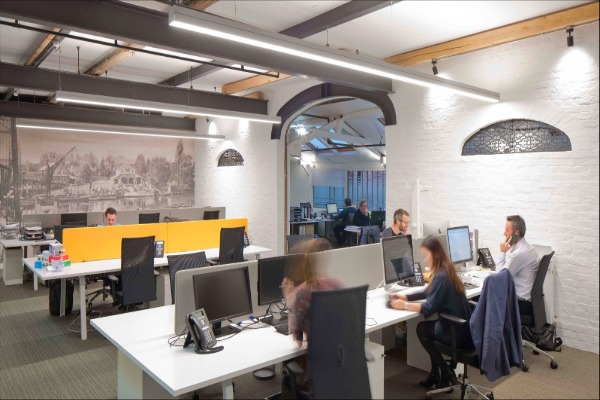 Green Small Business News - Co-working space goes green to stand out from the crowd 600x400