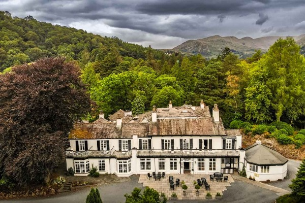 Green Small Business News - Luxury hotel and eatery in the English Lake District goes green 600x400